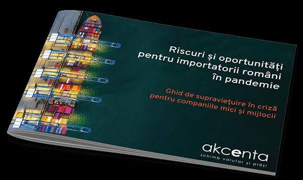 Ghidul AKCENTA - Riscuri și oportunități pentru importatorii români în 2021